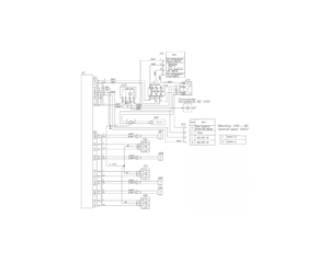 Схема АБС Wabco ГАЗ-3307-09 и их модификации.