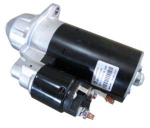 Навесные агрегаты двигателя УМЗ-А275-100. Стартер, генератор, компрессор кондиционера.