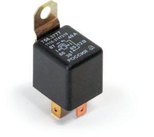 Электромагнитные реле серии 75.3777. Нумерация и назначение контактов. Характеристики.