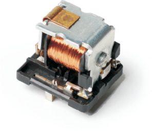 Электромагнитные реле серии 76.3777. Нумерация и назначение контактов. Характеристики.