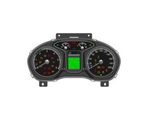 Комбинация приборов A21R22.3801010. Руководство по эксплуатации.