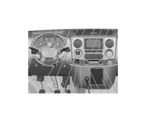 Лампа индикатора неисправности (ИН), переход на питание газом и обратно, значения параметров переключения вида топлива, экстренный запуск двигателя на газе системы управления А12.2 (A21R26.3763000) двигателя А3055.