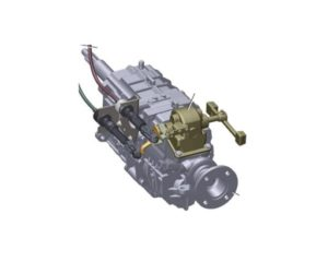 Коробка передач C45R92-1700010-01 с дистанционным приводом ГАЗель Next. Руководство по ремонту.