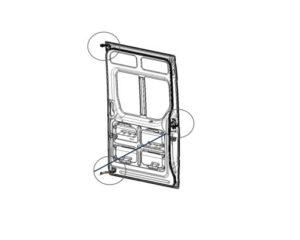 Механизм сдвижной двери Rollmech Automotive ГАЗель Next. Документация по проведению ремонта.