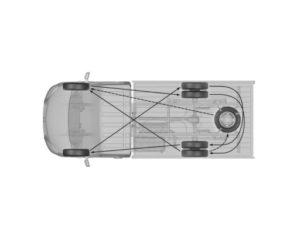 Колеса и шины ГАЗель Next 4.6т. Руководство.