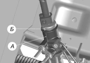 Рулевое управление ГАЗель Next 4.6т. Устройство и обслуживание.