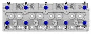 Основные узлы и агрегаты двигателя УМЗ-А275-100.