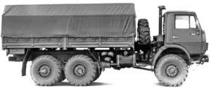КамАЗ-4310 и модификации. Руководство по ремонту. Часть 2.