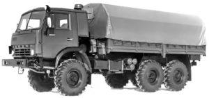 КамАЗ-4310 и модификации. Руководство по ремонту. Часть 1.