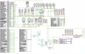Схема управления двигателем А3055 Евро-5 ГАЗель Next.