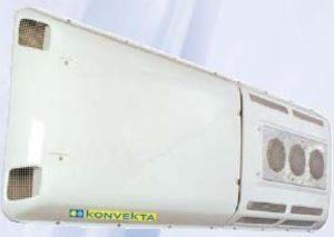 Konvekta KL60 KS60. Operating Instruction.