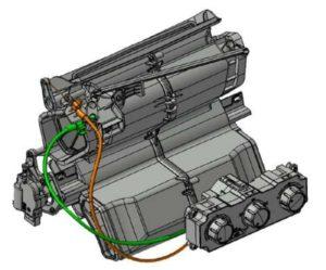 Руководство по эксплуатации для модуля отопления, вентиляции и кондиционирования воздуха (ОВКВ) Delphi ГАЗель NEXT.