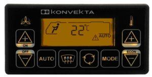 Konvekta KL30/KL30T KS50. Operating Instruction.