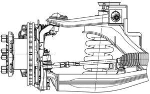 Шарниры A21R23.2904314 и A21R23.2904414 ЗАО «НПО «БелМаг»» г. Магнитогорск ГАЗель Next. Инструкция по эксплуатации.