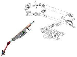 Рулевая колонка и карданный вал CSA Automotiv Madrid, S.L. ГАЗель Next. Устройство, неисправности и методы их устранения.