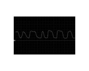 Сборник осциллограмм датчика кислорода.