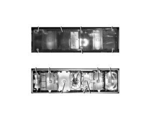 Лампы применяемые на автомобиле КамАЗ-5490.