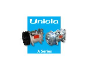 Unicla A series UP90, UP120, UP150, UP170. Compressor service manual.