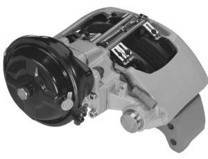 Дисковый тормозной механизм с подвижной скобой Wabco Тип PAN 19-1 plus. Инструкция по монтажу и обслуживанию.