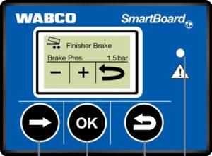 Справочник водителя по работе с пультом управления Wabco SmartBoard.
