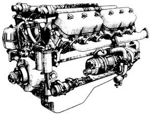 Двигатели ЯМЗ-240М2, ЯМЗ-240НМ2, ЯМЗ-240ПМ2. Руководство по эксплуатации (2015).