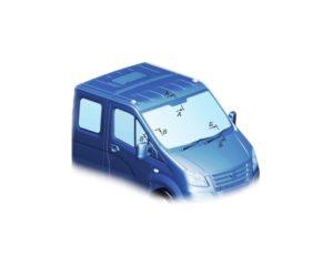 Замена стекол кабины ГАЗель Next 4.6т.