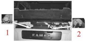 Уход за автомобилем КамАЗ-5490.