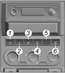 Предпусковой подогреватель-отопитель и электронасос ГАЗель Next 4.6т.