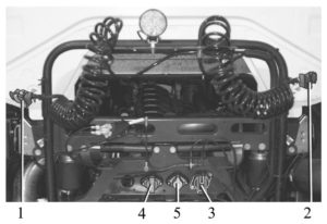 Эксплуатация седельного автомобиля-тягача в составе автопоезда. КамАЗ-5490.