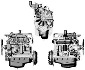 Дизели Д-245S3A, Д-245.2S3A, Д-245.5 S3A, Д-245.43 S3A. Руководство по эксплуатации (2008 год).
