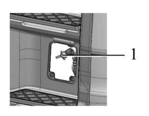 Буксирование автомобиля, противооткатный упор КамАЗ-5490.