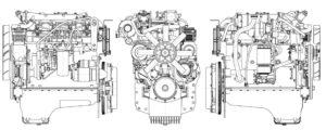 Двигатели Д-245.7Е4, Д-245.9Е4, Д-245.35Е4. Руководство по эксплуатации (2012 год).
