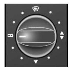 Управление системой кондиционирования воздуха (отопления) КамАЗ-5490.