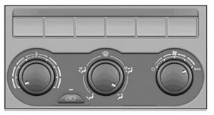 Основной отопитель (модуль отопителя) ГАЗель Next 4.6т.