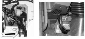 Ежедневное техническое обслуживание (ЕТО) и еженедельное техническое обслуживание (НТО) автомобилей КамАЗ-5490.
