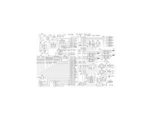 Схема электрическая функциональная ЭСУД с контроллером МЕ17.9.7/Евро-3 Для УA3-3163 (ЗМЗ-40904.10).