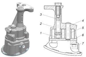 Система смазки двигателей ЗМЗ–409051.10 и ЗМЗ–409052.10 («ZMZ PRO»).