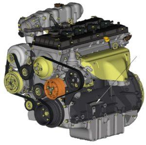 Двигатели ЗМЗ – 40904.10, ЗМЗ – 40905.10 для УАЗ Евро-3. Руководство по эксплуатации, техническому обслуживанию и ремонту (2015 год).