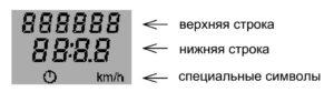 Прибор показывающий спидометра 81.3802, 811.3802. Руководство, распиновка.