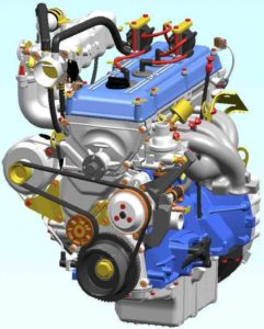 Двигатель ЗМЗ-409.10. Руководство по ремонту.