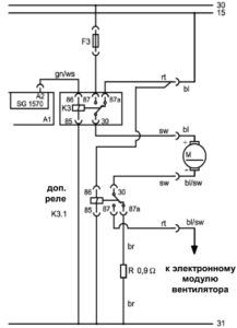 Схемы Webasto Thermo Top C, E, P.