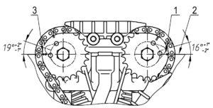 Установка меток ГРМ ЗМЗ–409051.10 и ЗМЗ–409052.10 («ZMZ PRO»).