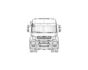 КамАЗ 5490 NEO. Инструкция по техническому обслуживанию и ремонту компонентов системы газодизельного питания Ecomotive Solutions-EMER.