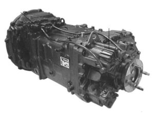 Коробка передач ZF-Ecosplit 16 S 1650. Руководство по эксплуатации.