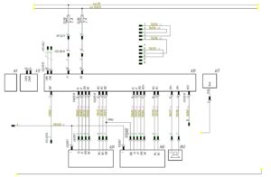 Другие схемы МАЗ-5440.