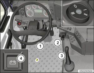 Двигатель и его системы МАЗ 5340M4, 5550M4, 6312М4 (Mercedes, Евро-6).