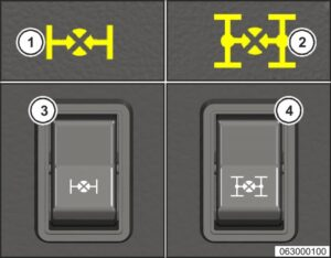 Трансмиссия, переключение передач МАЗ 5340M4, 5550M4, 6312М4 (Mercedes, Евро-6).